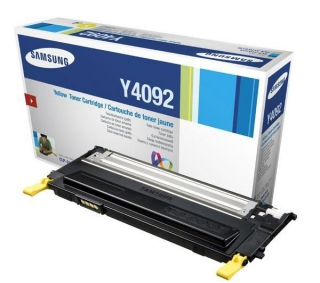 Consommable laser samsung informatique - CLT-Y 4092 S/ELS