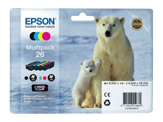 Consommable (consimpr) epson - C 13 T 2616