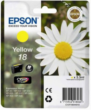 Consommable (consimpr) epson - C 13 T 1804