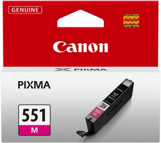 Consommable (consimpr) canon - CLI 551 M
