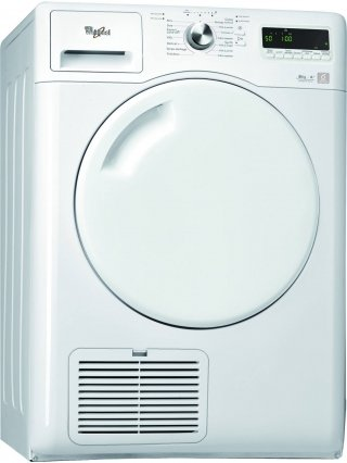 Seche linge frontal whirlpool pose libre - AZA 8310