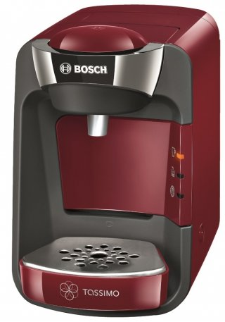 BOSCH TAS3203 CAFETIERE TASSIMO SUNY ROUGE