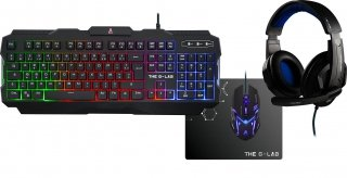 Ens clavier + souris the g-lab - COMBO-ARGON