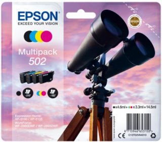 Consommable (consimpr) epson - C 13 T 02 V 64010