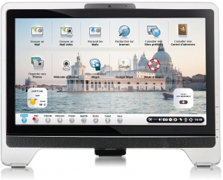 Ensemble pc+moniteur ordissimo - ALL IN ONE 0381