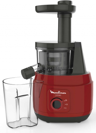 MOULINEX ZU150510 EXTRACTEUR JUS JUICEO ROUGE