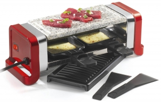 Raclette / fondue / pierrade kitchen chef - GR 202-350 R