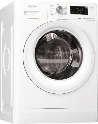 Lave linge frontal whirlpool pose libre - FFBS 8448 WVFR
