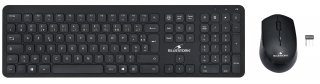 Ens clavier + souris bluestork - PACK-EASY-SLIM-B/F