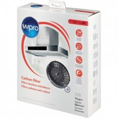 WPRO CHF57 2 FILTRES CHARBON WHIRLPOOL
