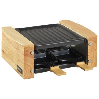 Raclette KITCHENCHEF - KCWOOD4