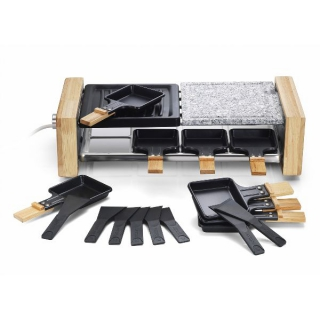 Conviviaux Raclette KITCHENCHEF - WOODFAMILY8