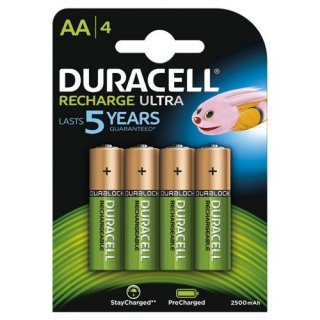 Pile rechargeable DURACELL - HR6B4