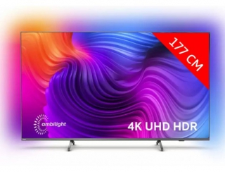 PHILIPS - TV LED 4K 177 cm 70PUS8556/12 THE ONE