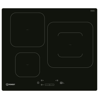 INDESIT IS33Q60NE TABLE 3I 7200W 3BOOSTERS 3MINU TEURS