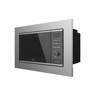 Micro-ondes intégrable Cecotec GrandHeat 2500 Built-In Touch Steel Black 900 W 25 L Grill