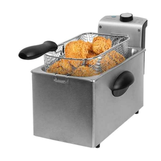 Friteuse Cecotec CleanFry 3000 Inox 3 L 2180 W