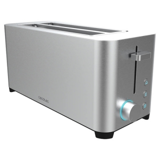 Grille-pain Cecotec YummyToast Extra Double 1400W Gris