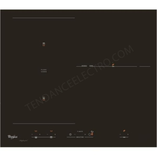 Table de cuisson induction WHIRLPOOL ACM866BAIXL