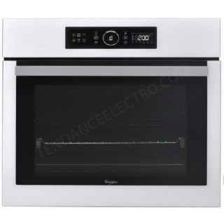 Four encastrable pyrolyse WHIRLPOOL AKZ96290WH