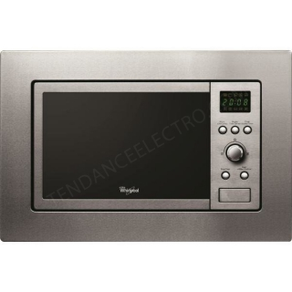 Micro-ondes encastrable gril WHIRLPOOL AMW140IX