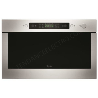 Micro-ondes encastrable solo WHIRLPOOL AMW424IX