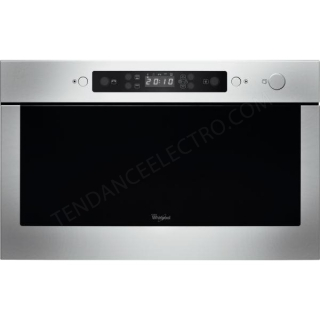 Micro-ondes encastrable gril WHIRLPOOL - AMW439IX
