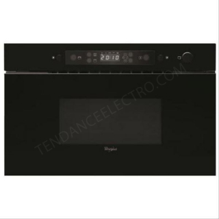 Micro-ondes encastrable gril WHIRLPOOL - AMW439NB