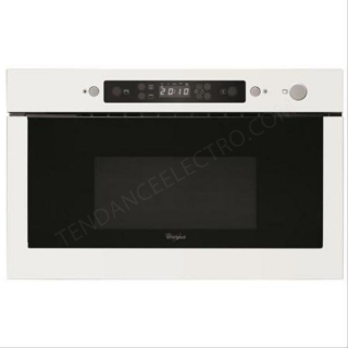 Micro-ondes encastrable gril simultané WHIRLPOOL - AMW439WH