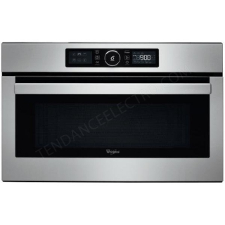 Micro-ondes encastrable gril WHIRLPOOL AMW730IX
