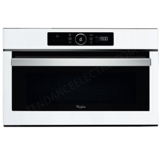 Micro-ondes encastrable gril WHIRLPOOL AMW730WH