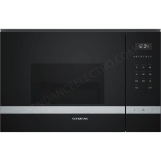 Micro-ondes encastrable solo SIEMENS BF555LMS0