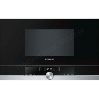 Micro-ondes encastrable solo SIEMENS BF634LGS1