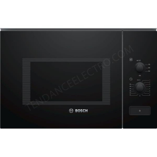 Micro-ondes encastrable solo BOSCH BFL550MB0