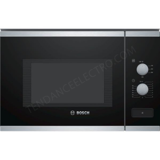 Micro-ondes encastrable solo BOSCH BFL550MS0