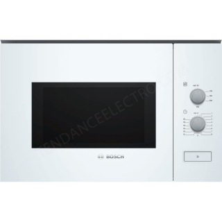 Micro-ondes encastrable solo BOSCH BFL550MW0
