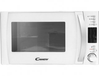 CANDY CMXG22DW M. ONDES GRIL BLANC 1000W 22L DISPLAY ELECTRO 10 FONCTIONS
