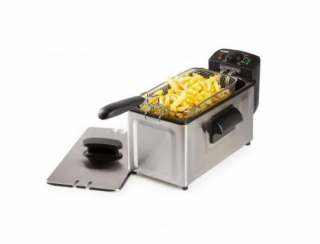 DOMO - Friteuse DO535FR Friteuse Zone Froide 3L