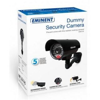 Camescope de surveillance Eminent EM6150 DUMMY LED