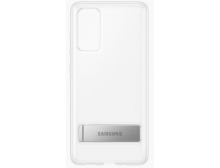 SAMSUNG - Coque smartphone EF-JG780CT Clear Stand Cover transp S20FE