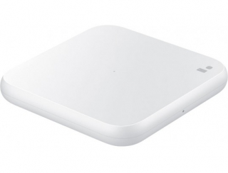 SAMSUNG - Chargeur induction Pad Induction plat Blanc