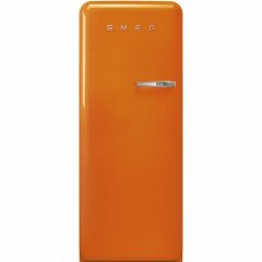 Réfrigérateur SMEG Orange - FAB28LOR3