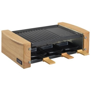 Raclette KITCHENCHEF - KCWOOD6