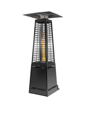 PATIO HEATER PELLET FRANCO BELGE