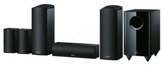 Ensemble Home Cinema ONKYO SKS-HT588-B