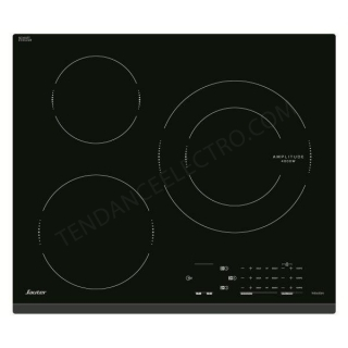 Table de cuisson induction SAUTER SPI4360B