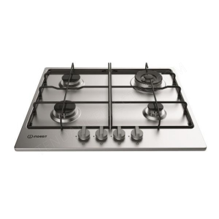 Table de cuisson gaz INDESIT - THP642IXI
