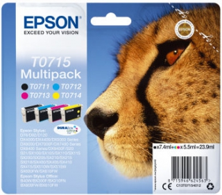 Consommable (consimpr) epson - C 13 T 07154012