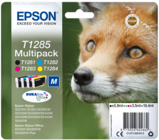 Consommable (consimpr) epson - C 13 T 12854012