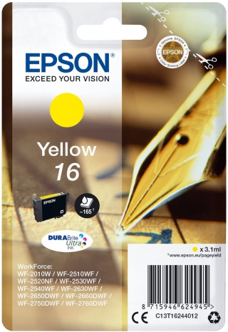 Consommable (consimpr) epson - C 13 T 16244012